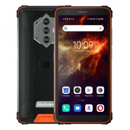 Telefon mobil Blackview BV6600E 4/32 Orange [0]