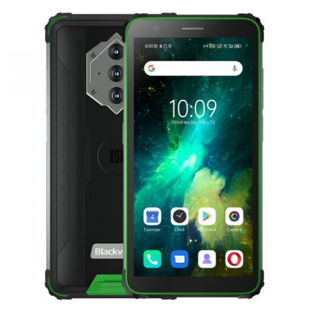 Telefon mobil Blackview BV6600E 4/32 Verde [0]