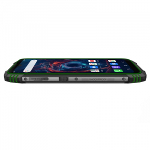 Telefon mobil Blackview BV6900, 4G, IPS 5.84inch, 4GB RAM, 64GB RAM, Android 9.0, Helio P25 OctaCore, Waterproof, 5580mAh, Dual SIM, Verde3
