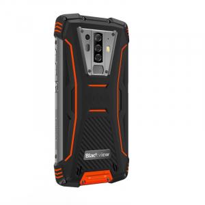 Telefon mobil Blackview BV6900, 4G, IPS 5.84inch, 4GB RAM, 64GB RAM, Android 9.0, Helio P25 OctaCore, Waterproof, 5580mAh, Dual SIM, Orange1