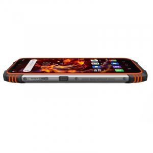 Telefon mobil Blackview BV6900, 4G, IPS 5.84inch, 4GB RAM, 64GB RAM, Android 9.0, Helio P25 OctaCore, Waterproof, 5580mAh, Dual SIM, Orange3