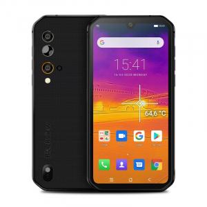 Telefon mobil Blackview BV9900 Pro, 4G, IPS 5.84inch, 8GB RAM, 128GB ROM, Android 9.0, Helio P90, Camera termica, Dual SIM, 4380mAh, Gri0