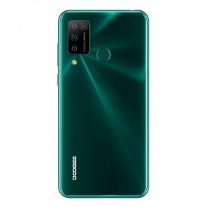 """Telefon mobil Doogee N20 Pro, 4G, IPS 6.3"""" Waterdrop, 6GB RAM, 128GB ROM, Android 10, Helio P60, 4400mAh, Dual SIM, Verde2"""