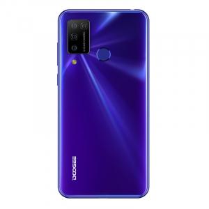 "Telefon mobil Doogee N20 Pro, 4G, IPS 6.3"" Waterdrop, 6GB RAM, 128GB ROM, Android 10, Helio P60, 4400mAh, Dual SIM, Mov2"