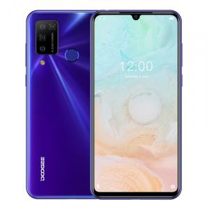 "Telefon mobil Doogee N20 Pro, 4G, IPS 6.3"" Waterdrop, 6GB RAM, 128GB ROM, Android 10, Helio P60, 4400mAh, Dual SIM, Mov0"