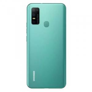 "Telefon mobil Doogee N30, 4G, IPS 6.55"", 4GB RAM, 128GB ROM, Android 10, Helio A25 OctaCore, Incarcare rapida 10W, 4500mAh, Verde2"