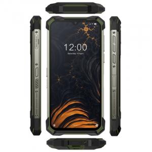 "Telefon mobil Doogee S88 Pro, 4G, IPS 6.3"", 6GB RAM, 128GB ROM, Android 10, Helio P70 OctaCore, Waterproof, 10000mAh, Dual SIM, Verde3"