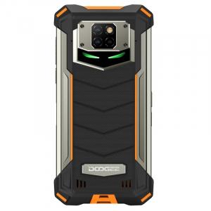 "Telefon mobil Doogee S88 Pro Orange, 4G, IPS 6.3"", 6GB RAM, 128GB ROM, Android 10, Helio P70 OctaCore, Waterproof, 10000mAh, Dual SIM2"