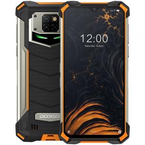 "Telefon mobil Doogee S88 Pro Orange, 4G, IPS 6.3"", 6GB RAM, 128GB ROM, Android 10, Helio P70 OctaCore, Waterproof, 10000mAh, Dual SIM0"