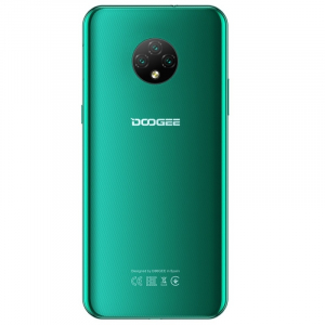 Telefon mobil Doogee X95, 4G, IPS 6.52inch, 2GB RAM, 16GB ROM, Android 10, MTK6737T QuadCore, IP68, 4350mAh, Dual SIM, Verde2
