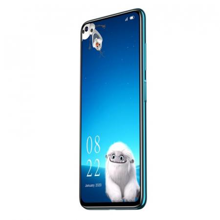 "Telefon mobil Elephone U5 Albastru, 4G, 6.4"" FHD+ perforat, 4GB RAM, 128GB ROM, Android 10, Helio P60 OctaCore, NFC, 4000mAh, Dual SIM3"