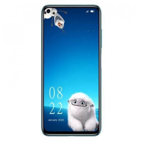 "Telefon mobil Elephone U5 Albastru, 4G, 6.4"" FHD+ perforat, 4GB RAM, 128GB ROM, Android 10, Helio P60 OctaCore, NFC, 4000mAh, Dual SIM1"