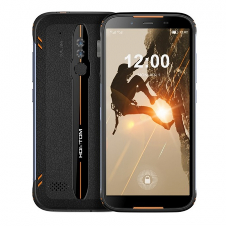 Telefon mobil HomTom HT80 2/16 Orange [0]