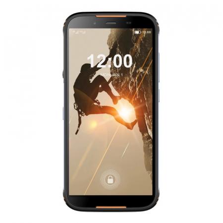 Telefon mobil HomTom HT80 2/16 Orange [1]