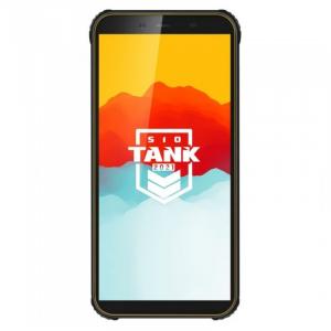 """Telefon mobil iHunt S10 Tank 2021 Galben, 3G, IPS 5.5"""", 2GB RAM, 16GB ROM, Android 8.1,MTK6580P Quad-Core, IP68, Face ID, 4400mAh, Dual SIM1"""