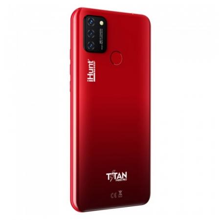 "Telefon mobil iHunt Titan P4000 Pro 2021 Rosu, 4G, IPS 6.53"", 2GB RAM, 32GB ROM, Android 10 GO,Spreadtrum SC9832E, 4000mAh, Dual SIM5"