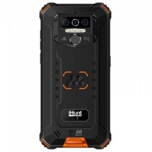 "Telefon mobil iHunt Titan P8000 Pro 2021, 4G, IPS 5.5"", 4GB RAM, 32GB ROM, Android 10, MediaTek 6761D QuadCore, 8000mAh, Dual SIM, Orange2"