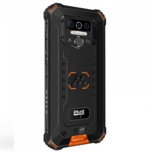 "Telefon mobil iHunt Titan P8000 Pro 2021, 4G, IPS 5.5"", 4GB RAM, 32GB ROM, Android 10, MediaTek 6761D QuadCore, 8000mAh, Dual SIM, Orange5"