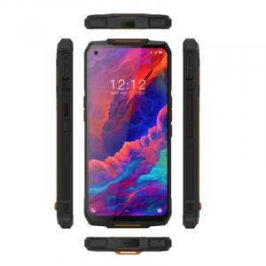 "Telefon mobil modular Oukitel WP7, 4G, IPS 6.53"", 8GB RAM, 128GB ROM, Helio P90 OctaCore, NFC, IP68, 8000mAh, Dual SIM, Orange3"