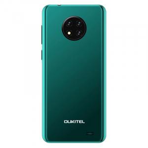 "Telefon mobil Oukitel C19,4G, IPS 6.49"", 2GB RAM, 16GB ROM, Android 10 GO,MTK6737 QuadCore, 4000mAh, Dual SIM, Verde2"