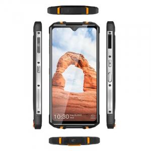 "Telefon mobil Oukitel WP8 Pro, 4G, IPS 6.49"" Waterdrop, 4GB RAM, 64GB ROM, MediaTek MT6762D OctaCore, NFC, 5000mAh, Dual SIM, Orange3"