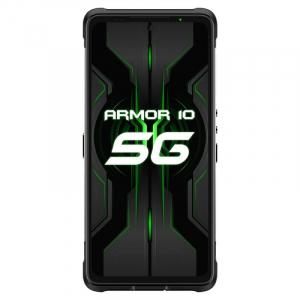 "Telefon mobil Ulefone Armor 10 Negru, 5G, 6.67"" perforat FHD+, 8GB RAM, 128GB ROM,Dimensity 800 OctaCore, NFC, Incarcare wireless, 5800mAh1"