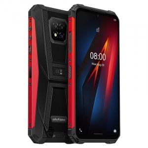 "Telefon mobil Ulefone Armor 8, 4G, IPS 6.1"", 4GB RAM, 64GB ROM, Android 10, Helio P60, Camera submersibila, 5580mAh, Dual SIM, Rosu4"