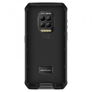 "Telefon mobil Ulefone Armor 9, 4G, IPS 6.3"", 8GB RAM, 128GB ROM, Android 10, Helio P90, Camera termica, 6600mAh, Dual SIM, Negru2"