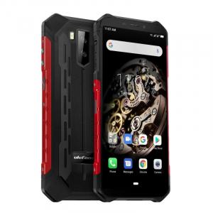 Telefon mobil Ulefone Armor X5, 4G, IPS 5.5inch, 3GB RAM, 32GB ROM, Android 10.0, MT6762OctaCore, Waterproof, 5000mAh, Dual SIM, Rosu1