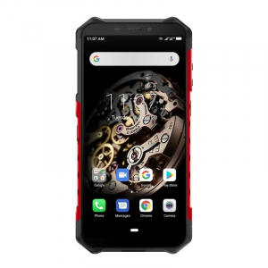 Telefon mobil Ulefone Armor X5, 4G, IPS 5.5inch, 3GB RAM, 32GB ROM, Android 10.0, MT6762OctaCore, Waterproof, 5000mAh, Dual SIM, Rosu2