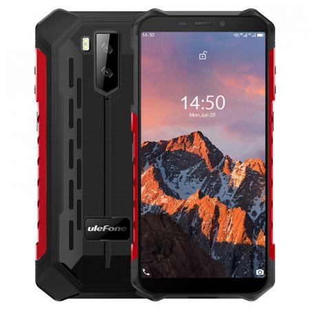 Telefon mobil Ulefone Armor X5 PRO Rosu [1]