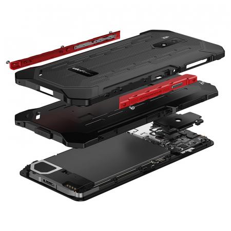 Telefon mobil Ulefone Armor X5 PRO Rosu [6]