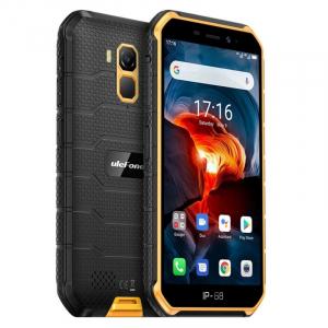 Telefon mobil Ulefone Armor X7 Pro, 4G, IPS 5inch, 4GB RAM, 32GB ROM, Android 10, Helio A20 QuadCore, NFC, 4000mAh, Dual SIM, Orange3