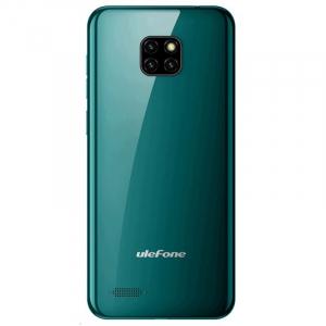 Telefon mobil Ulefone Note 7, IPS 6.1inch, 1GB RAM, 16GB ROM, Android 8.1 GO, MT6580 QuadCore, 3500mAh, Dual SIM, Verde2