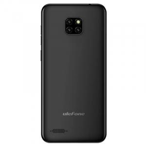 Telefon mobil Ulefone Note 7, IPS 6.1inch, 1GB RAM, 16GB ROM, Android 8.1 GO, MT6580 QuadCore, 3500mAh, Dual SIM, Negru2