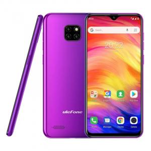 Telefon mobil Ulefone Note 7, IPS 6.1inch, 1GB RAM, 16GB ROM, Android 8.1 GO, MT6580 QuadCore, 3500mAh, Dual SIM, Mov2