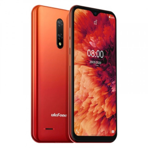 "Telefon mobil Ulefone Note 8P, 4G, IPS 5.5"" Waterdrop, 2GB RAM, 16GB ROM, Android 10 GO, MT6737 QuadCore, 2700mAh, Dual SIM, Orange4"