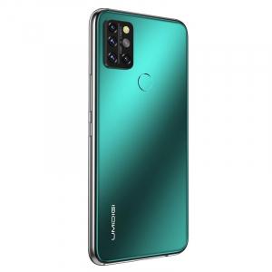 "Telefon mobil UMIDIGI A9 Pro Verde, 4G, Termometru non-contact, 6.3"" FHD+, 6GB RAM, 128GB ROM, Android 10, Helio P60, Dual SIM, 4150mAh4"