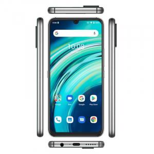 "Telefon mobil UMIDIGI A9 Pro Verde, 4G, Termometru non-contact, 6.3"" FHD+, 6GB RAM, 128GB ROM, Android 10, Helio P60, Dual SIM, 4150mAh5"