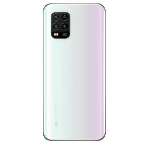 "Telefon mobil Xiaomi Mi 10 Lite, 5G, AMOLED 6.57"", 6GB RAM, 128GB ROM, Snapdragon 765G OctaCore, 4160mAh, Dual SIM, Global, Alb2"