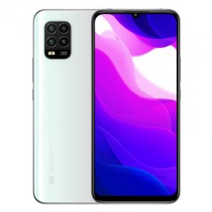 "Telefon mobil Xiaomi Mi 10 Lite, 5G, AMOLED 6.57"", 6GB RAM, 128GB ROM, Snapdragon 765G OctaCore, 4160mAh, Dual SIM, Global, Alb0"