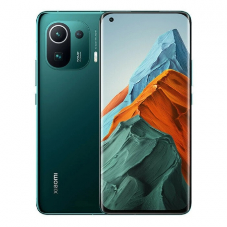 Telefon mobil Xiaomi Mi 11 Pro 12/256 Verde [0]