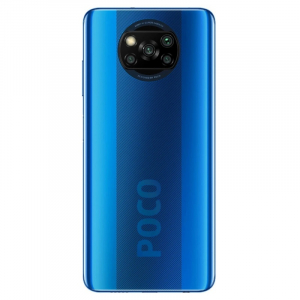 "Telefon mobil Xiaomi POCO X3 NFC, 4G, IPS 6.67"", 6GB RAM, 128GB ROM, MIUI v12 POCO, Snapdragon 732G, NFC, 5160mAh, Dual SIM, EU, Albastru1"