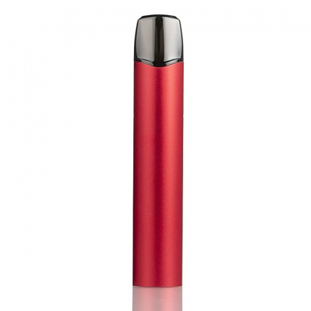 Tigara electronica Oukitel Lark Rosu, 6W, 1.8ml, Cartus magnetic reincarcabil, Miez ceramic, 350mAh3