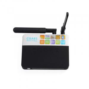TV BOX CSA93 PRO 4K, KODI, Amlogic S912 Octa Core 64 biti, 3GB RAM 32 GB ROM, Wireless dual band, BT, DLNA, Airplay, Miracast, Resigilat2