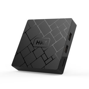 TV BOX HK1 4K, Android 7.1.2, 2GB RAM 16GB ROM, Kodi 18, S905W Quad Core, Wifi, Lan, Slot Card2