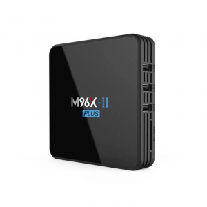 TV BOX M96X II Plus 4K, KODI 18, Amlogic S912, 2GB RAM 16GB ROM, Octa Core Cortex A53, Android 7.1, Wireless dual band5