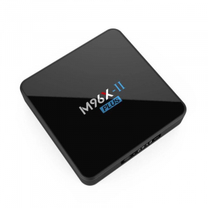 TV BOX M96X II Plus 4K, KODI 18, Amlogic S912, 2GB RAM 16GB ROM, Octa Core Cortex A53, Android 7.1, Wireless dual band3