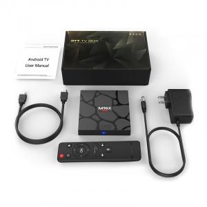 TV BOX M96X Mini 4K, KODI 18, Amlogic S905X Quad Core, 2GB RAM 16GB ROM, Android 6, WIFI dual band, DLNA, Miracast1