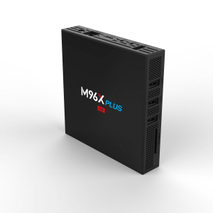 TV BOX M96X Plus 4K, KODI 18, Amlogic S912, 2GB RAM 16GB ROM, Octa Core Cortex A53, Android 7, Wireless dual band12